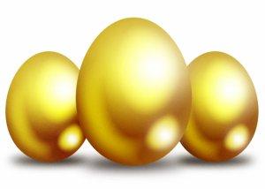 ホームページは金の卵